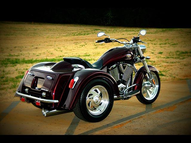 Air Ride Compressor >> Motor Trike Conversion for Victory Kingpin
