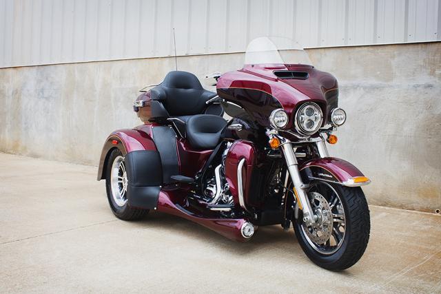 Motor Trike Accessories For Harley Davidson Tri Glide
